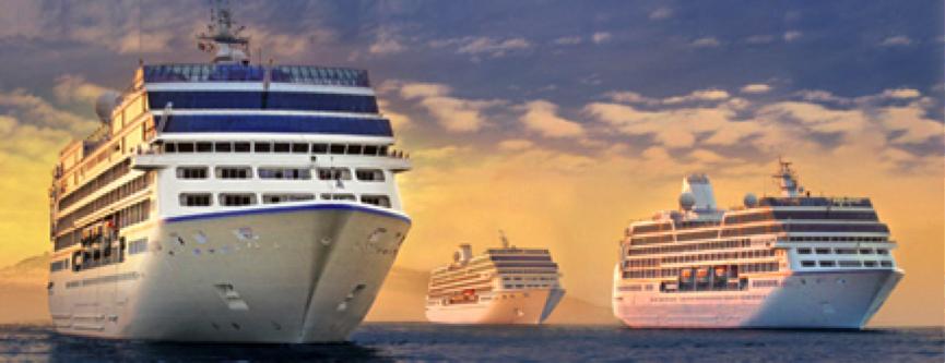 Oceania's smaller ships