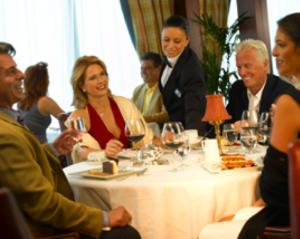 Fine dining Oceania