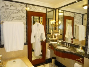 grand betagne bathroom