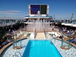 Royal Princess Movies under stars